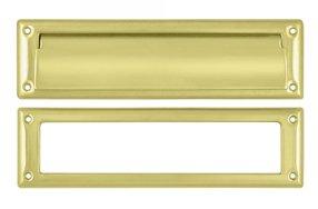 Deltana MS211U 13-1/8 Inch x 3-5/8 Inch Mail Slot