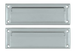 Deltana MS627U 8-7/8 Inch x 2-7/8 Inch Mail Slot with Interior Flap
