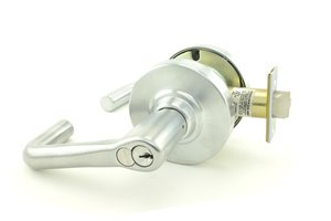 Schlage ND82RD TLR Tubular Institutional Door Lever Set with Full Size Interchangeable Core
