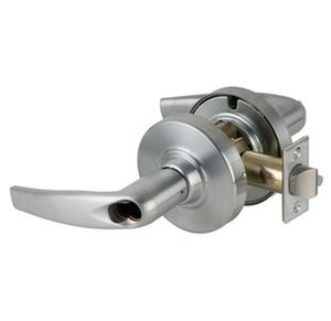 Schlage ND82BD ATH Athens Institutional Door Lever Set without Small Format Interchangeable Core