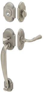 Emtek 4322 Nashville Sectional Double Cylinder Handleset