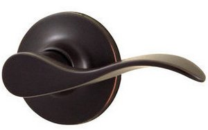 Weslock 0205 RH New Haven Premiere Essentials Collection Single Dummy Lever for Right Handed Doors