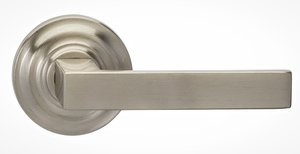 Omnia 930TDSD Single Dummy Lever with Traditional Rosette From the Prodigy Collection