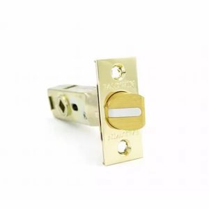 Baldwin 5510 Knob-Strength Estate Series Passage Latch for 2-3/8 Inch Backset