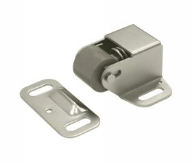 Deltana RCS338U Solid Brass Surface Mounted Roller Catch