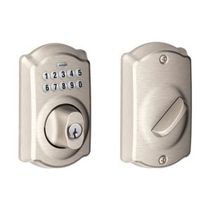 Schlage keypad lock BE365 Camelot Series