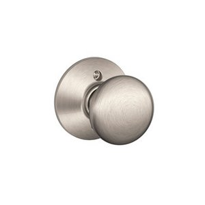 Schlage F170PLY Plymouth Single Dummy Knob