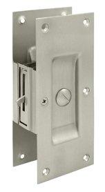 Deltana SDL60U Solid Brass Privacy Pocket Door Lock