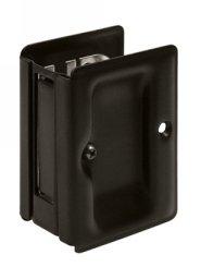 Deltana SDPA325U Solid Brass Heavy Duty Passage Pocket Door Lock