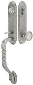 Emtek 462121 San Carlos Monolithic Double Cylinder Handleset
