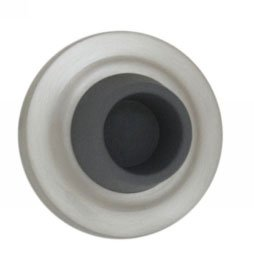 Deltana WB238U 2-3/8 Inch Diameter Concave Flush Bumper