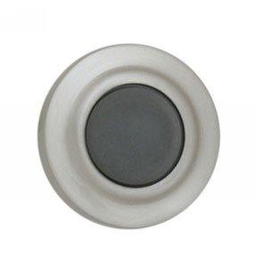 Deltana WBC238U 2-3/8 Inch Diameter Convex Flush Bumper