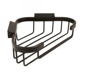 Deltana WBC8570U 8-3/4 Inch Corner Shower Basket