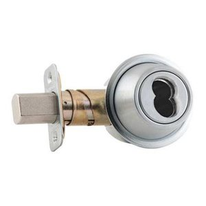 Schlage B561J One-Way Deadbolt  without Full Size Interchangeable Core