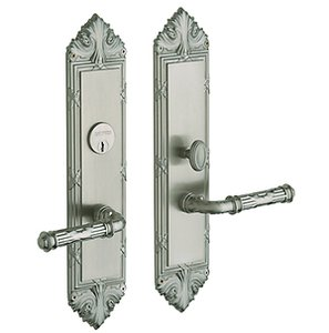 Baldwin 6962.ENTR Estate Fenwick Single Cylinder Mortise Entry Set