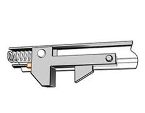 Emtek BSC001 Soft Open / Close Kit for Barn Door Hardware