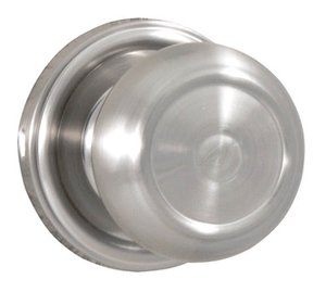 Weslock 0605 Savannah Traditionale Collection Single Dummy Knob