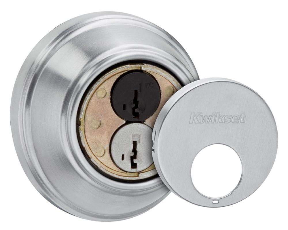 Kwikset 816 Smt Key Control Single Cylinder Deadbolt