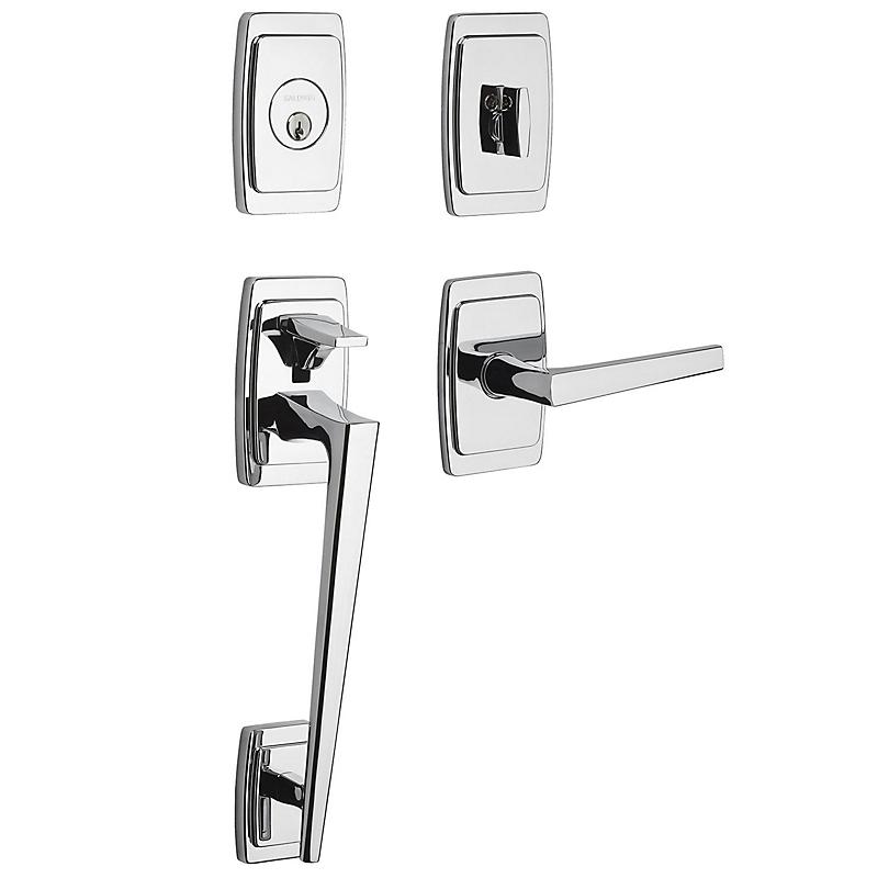 LFD Estate Palm Springs Full Dummy Handleset For Left Handed Doors