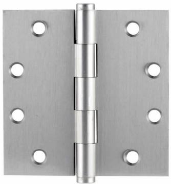 Emtek 96214 4 Inch X 4 Inch Heavy Duty Solid Brass Hinge With Square  Corners (Sold ...