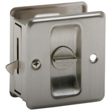 Schlage Ives 991b Brass Privacy Pocket Door Pull