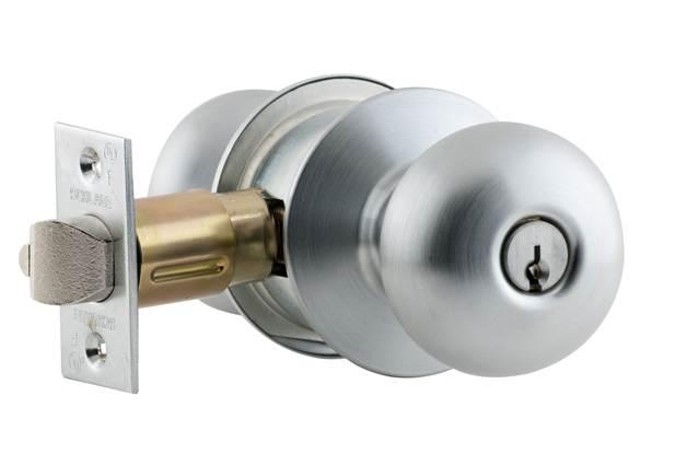 Schlage D80pd Ply Plymouth Storeroom Door Knob Set