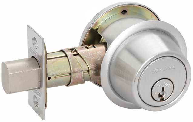 Schlage B562P Double Cylinder Deadbolt