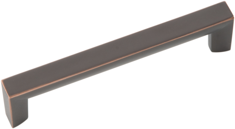 Hickory Hardware HH P3112 OBH 96mm Rotterdam Oil Rubbed Bronze Cabinet Pull